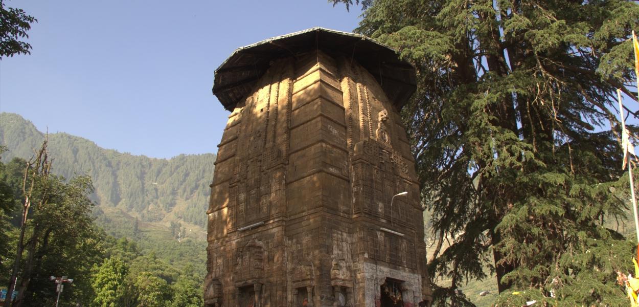 Shiva Mandir: Chaurasi temples, Bharmour